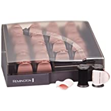 Remington H9000 Pearl Ceramic Heated Clip Hair Rollers, 1-1 �¼ Inch, Pink by Remington