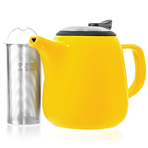 Top 10 Ceramic Teapots With Infuser of 2019 | No Place ...