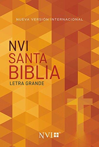 Santa Biblia NVI - Letra Grande - Económica (Spanish Edition)