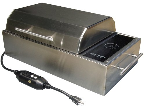 Kenyon B70091 Frontier 240V Portable Electric Grill