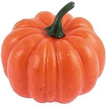 uxcell Halloween Christmas Artificial Foam Pumpkin Vegetable Decoration