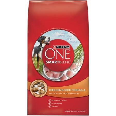 Purina ONE Smartblend 31.1 lb Bag of Dry Premium Dog Food, C