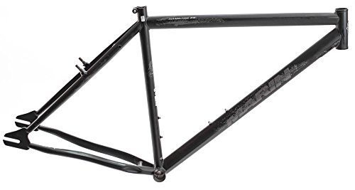 17'' MARIN HAMILTON 29ER Urban Single Speed Fixed Gear Bike Frame Black NEW by Marin