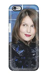 New Style Case Cover CyZXdiL5196BSmQW Laetitia Casta Compatible With Iphone 6 Plus Protection Case