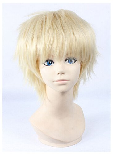 COSPLAZA Anime Cosplay Blonde Halloween product image