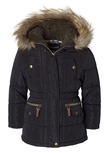 Plaid Toggle Coat Jacket - 7