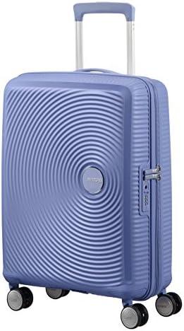 American Tourister - Soundbox Spinner 55/20 Expansible 35,5/41 L - 2,6 KG Denim Blue Inspirada por el ritmo del mondo Características Cerradura Ruedas Capacidad de expansión Interior Compara las mejores colecciones