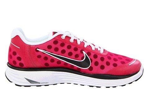 Nike Lunarswift+ 2 US Womens 10.5 M (BrightCersie/Black/White) 032MLl6xt