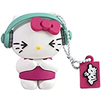 Hello DJ Kitty 8GB USB Flash Stick Drive