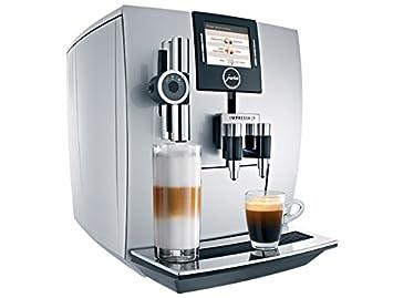 Jura IMPRESSA J9 One Touch TFT, TFT, Plata, 1.1 m, 12 W, 230 V, 50 Hz - Máquina de café: Amazon.es: Hogar