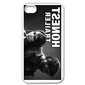 Life margin The Last of Us phone Case For iPhone 4,4S G87KH3367