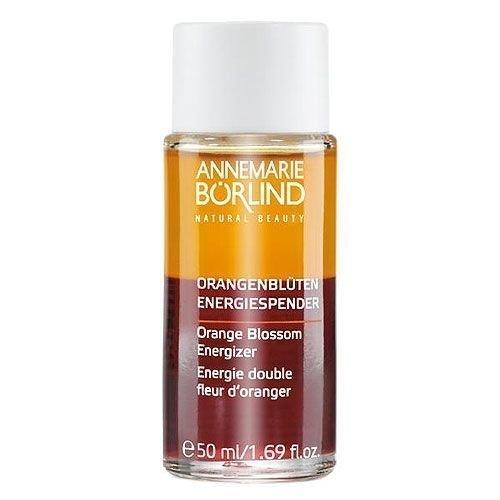 Facial Blossom Orange Cream (Annemarie Borlind Orange Blossom Energizer 1.69oz,50ml Skin Moisturizer)