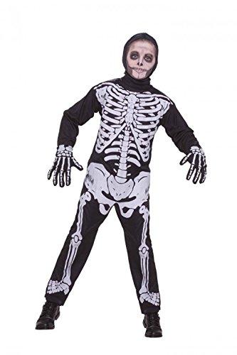 Dead School Boy Costume (Forum Novelties Skeleton Costume, Child Medium)