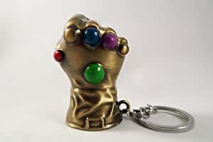 FANCYTHAT and SCIFI PLANET Thanos Infinity Gauntlet Llavero ...