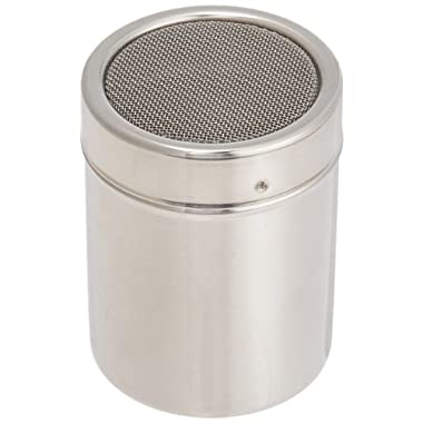 Ateco 4 Ounce Stainless Steel Shaker