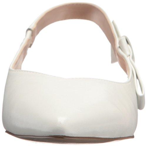 Sandalo Delle Bianco Nanette Donne Piatto Addy Lepore q68tC