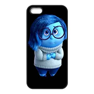 Inside Out iPhone 4 4s Cell Phone Case Black Sqwbd