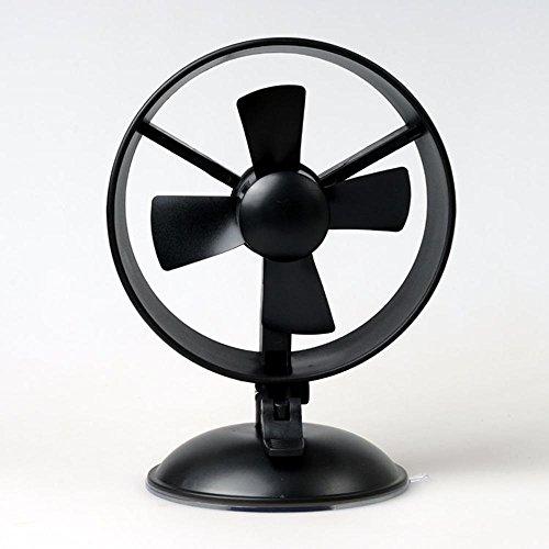 Kaxima Mini Desktop USB Fan Energy-saving two-stop small fan Cup mini fan by Kaxima