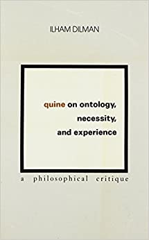 Book Quine on Ontology, Necessity, and Experience