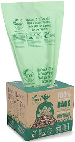 Trash Bags: UNNI Compostable Bags