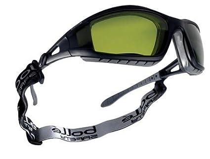 Gafas de protección para soldar Bollé Tracker II-Filtro Nivel 3: Amazon.es: Industria, empresas y ciencia
