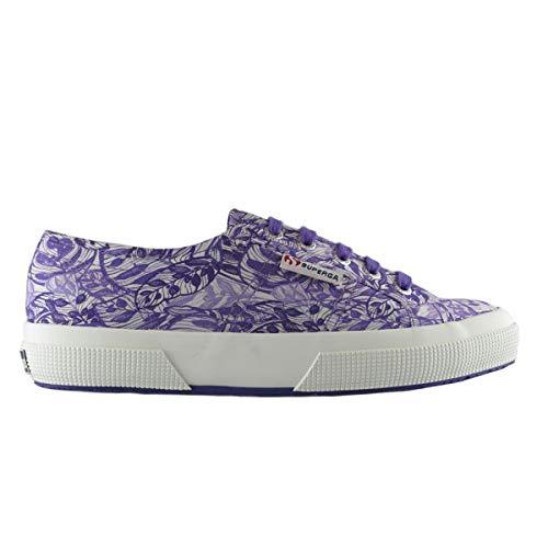 Violet Pour Superga Chaussures fabriclibertyw Jungle Femme 2750 945 P8SA7xqzAw