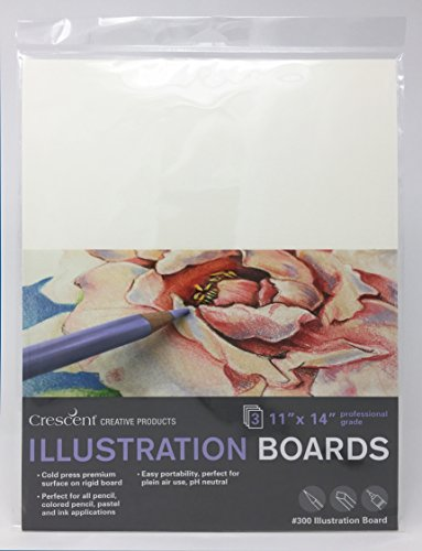Illustration Board, 11 by 14