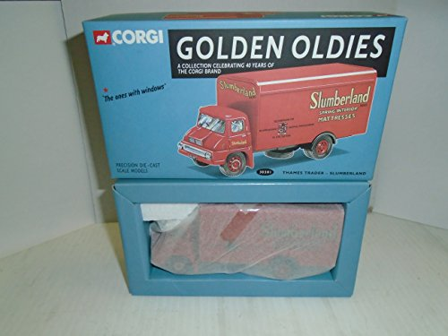 corgi-golden-oldies-precision-die-cast-scale-model-thames-trader-slumberland-30301-die-cast-vehicle