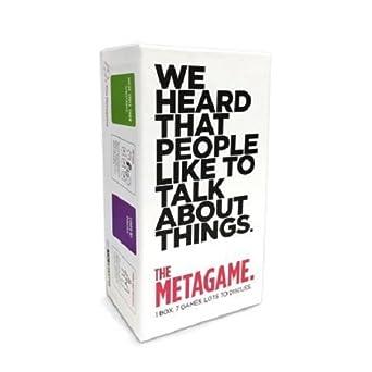 The MetagameThe Metagame