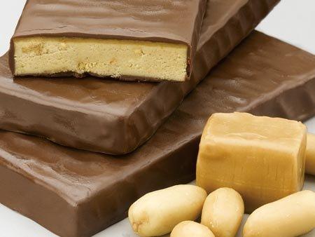 Medifast Caramel Nut Maintenance Bars (1 Box/7 Servings) by Medifast