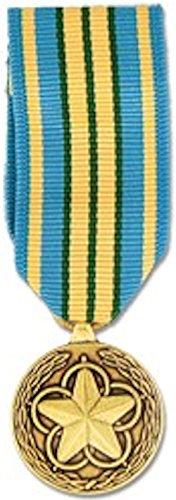 Military Outstanding Volunteer Service Medal (Military Outstanding Volunteer Service-MINI MEDAL)