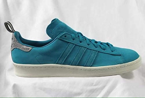 Adidas Campus 80's G63299 Lab Green Suede Trainers Sneakers
