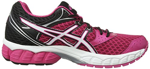 hot Femmes 2001 Asics white Chaussures Outdoor onyx Pink Multisport Gel Rose pulse 6 qqZB8H