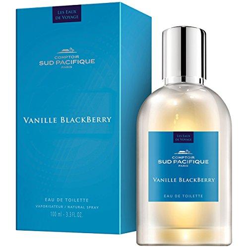 Comptoir Sud Pacifique Vanille Blackberry Eau De Toilette Spray, 3.3 fl. oz.