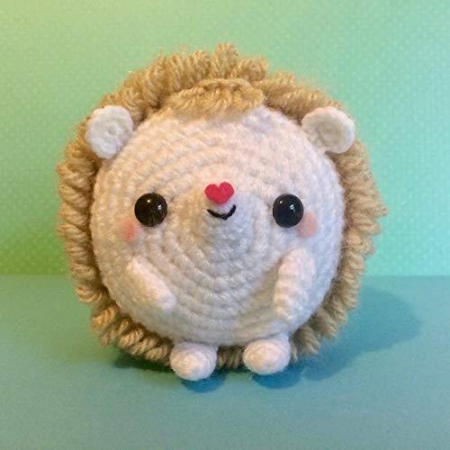 Multi Amazings Hedgehog Needlework - Amigurumi Style