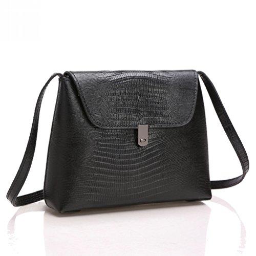 Choco Mocha Shoulder Bags Cross Body Tote Satchel Handbags And Purses Black Gsdl1561-bk