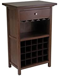 20 Bottle Wine Cabinet Drawer For Accessories Wine Rack Stores 20 Bottles Of Wine Drawer For Bar Tools Solid Beechwood Construction Suitable For Home Or Restaurant Use