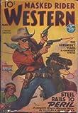 MASKED RIDER WESTERN: March, Mar. 1944
