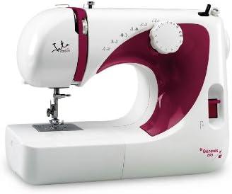 Jata MC695 Máquina de Coser con 13 Diseños de Puntada Pespunte y ...