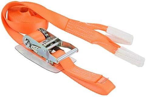 ラッシングベルト 35mm幅 Iフック ×5m 固定側 1.5m