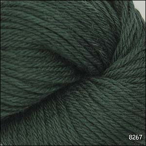 Cascade 220 Wool Yarn Forest Green-8267 ()