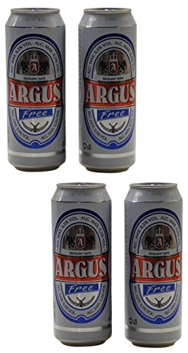 argus-free-non-alcohol-malt-beer-taste-beverage-50cl-169oz-pack-of-4-italian-import-