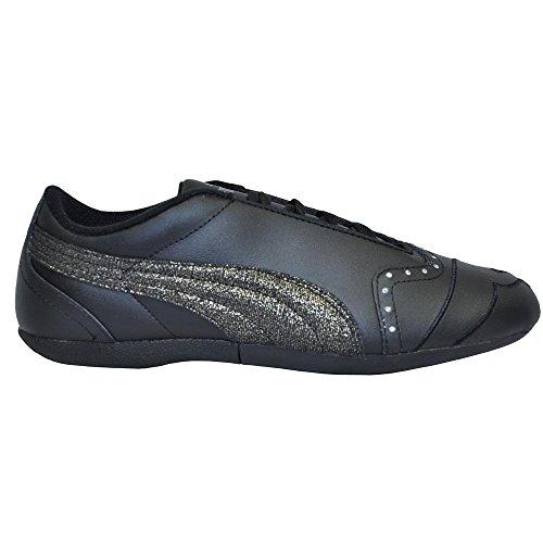 Puma - Sela Diamond II - 34801801 - Farbe: Schwarz - Größe: 38.0