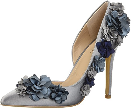 Charles by Charles David Women's Polly Pump, Smoke, 8 M US