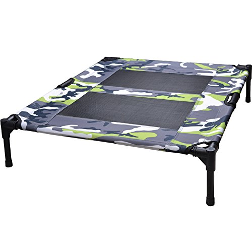 70%OFF Darkyazi Pet Bed Frame Cot for Dogs and Cats Outdoor Indoor ...