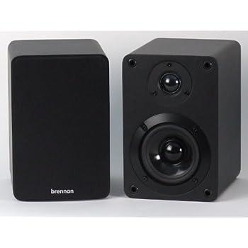 Amazon BSP50 Bookshelf Loudspeakers Home Audio Theater