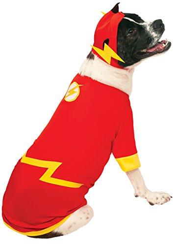 Image of DC Comics Pet Costume, Small, Flash