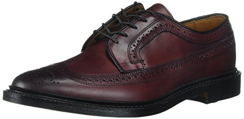 Long Wing Tip Blucher Shoe