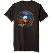FEA Men's Queens of The Stone Age Chalice Soft T-Shirt