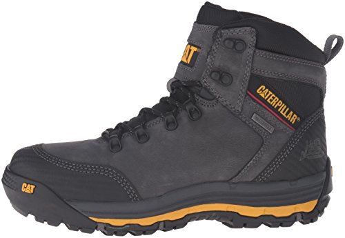 Caterpillar Men's Munising 6'' Waterproof Industrial and Construction Shoe, Dark Shadow, 13 M US by Caterpillar (Image #5)